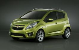 Vehicule Chevrolet