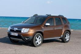 Vehicule Dacia