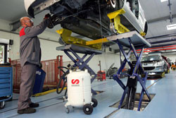 Recyclage automobile renault suez